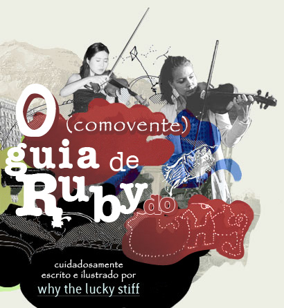O Guia (comovente) de Ruby do Why